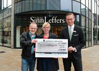 Glückliche Charity-Days bei SinnLeffers Lüdenscheid