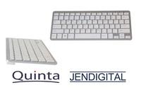 Neue Ergo Kompakt Tastatur von JENDIGITAL in der Distribution von Quinta