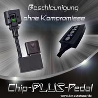 Chip-PLUS-Pedal - Tuning-Beschleunigung in völlig neuen Dimensionen