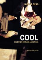"""Lothar Berg präsentiert seinen neusten Roman """"COOL - Ein ganz normaler Arbeitstag"""" am 07. Juni 2014 im Cafe Breslau, Berlin-Friedenau"""