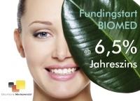 BIOMED - Erstes Crowdfunding für einen deutschen Naturkosmetik Hersteller auf Deutsche Mikroinvest