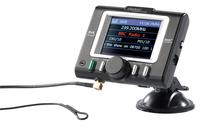auvisio DAB+ FM-Transmitter FMX-570.ds mit Bluetooth & Freisprecher