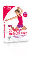 Neue DVD 30 Tage Bodychallenge von und mit Fitness-Expertin Nina Winkler