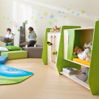 Grow.upp - das neue ganzheitliche Raumkonzept von Wehrfritz