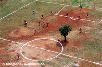 Wo das wahre Fußballherz während der Weltmeisterschaft schlägt
