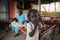 Südsudan: Hungersnot und Cholera / Die humanitäre Krise im Bürgerkriegsland spitzt sich zu