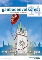Gäubodenvolksfest 2014: Bundesverkehrsminister Dobrindt eröffnet Bayerns zweitgrößtes Volksfest