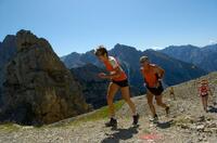 Trailrun mit Weltmeister in Oberbayern