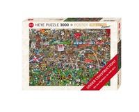 """Football History"" - cooles Puzzle zur Fußball-WM"