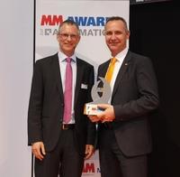 MM Award geht an KUKA Systems