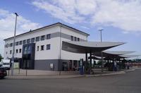 Bahnhofsgebäude erwacht aus dem Dornröschenschlaf