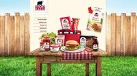 Jetzt geht es rund mit dem Burger-Bauplan: Herzhaftes nicht nur für Fußball-Abende