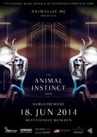 New York meets München: Einzigartige Live-Show ANIMAL INSTINCT bringt New Yorker Underground-Tanzstile nach Europa