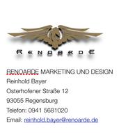 RENOARDE Marketing und Design - Regensburg ab sofort in Berlin. Mit Udo Göbel, einem erfahrenen Marketingspezialisten für Medizintechnik konnten wir unsere Niederlassung gründen.