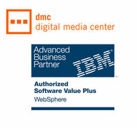 IBM und dmc - blue & orange for successful E-Commerce