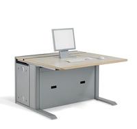 Technische Arbeitsplätze von LEUWICO bieten Flexibilität durch modulare Bauweise