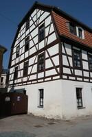 Deutsches Fachwerk: konstruktiv , dekorativ und tragendes Gerüst der Gebäude