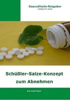 Schüßler-Salze zum Abnehmen für den Eiweißstoffwechsel