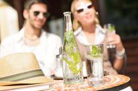 Keine Hemmungen: Im Restaurant nach Trinkwasser fragen
