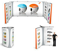 Expand LinkWall - der innovative mobile Messestand