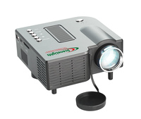 SceneLights Mini-LED-Beamer LB-3001.mini mit 60 Lumen und Media-Player