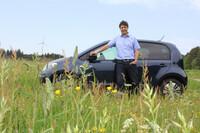 Emissionsfrei unterwegs mit Elektroauto als Firmenwagen