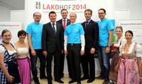 Landeskonferenz der Wirtschaftsjunioren Bayern in Hof in mittelständischer Wirtschaftsregion eröffnet