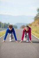 Herzkreislauf-Fitness von Kindern nimmt ab