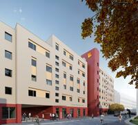 170 neue Studenten-Apartments im Kölner Stadtteil Zollstock