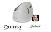 Neue Evoluent Vertical Mouse 4 Bluetooth für Mac bei Quinta