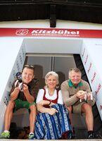 12. Golf Festival Kitzbühel erfolgreich über die Bühne gegangen