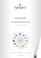 """Lightparc bringt """"Whitepaper Social Media Monitoring"""""""