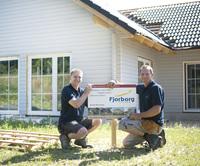 """Hör"""" mal, wer da hämmert - ein Fjorborg-Haus selbst gebaut"""
