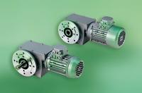 Große Energiesparer: die IE3-Kleingetriebemotoren von RUHRGETRIEBE
