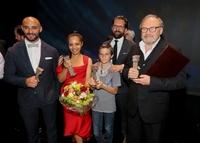 Feierliche Verleihung des Friedenspreis des Deutschen Films  Die Brücke  2014 am Donnerstag, 3. Juli 2014 in München
