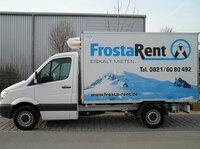 Kühlfahrzeuge Augsburg - Frosta Rent - Eiskalt mieten!