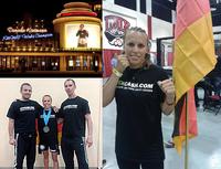 Weltmeisterin - Daniela Kortmann holt sich den Titel