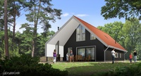 Ferienparks in den Niederlanden: Neue nachhaltig erbaute Häuser in Landal Miggelenberg