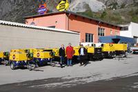 HTB - Kompressoren Spezialeinsätze im Gebirge