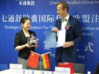Diapharm begleitet EU-Registrierung chinesischer Arzneimittel