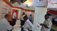 Westafrikas Leitmesse für Energie- und Umwelttechnik mit 17 Firmen im offiziellen deutschen Pavillon
