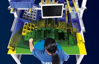 Ergonomische Arbeitsplatzsysteme von WORKFLEX