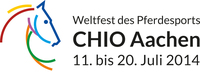 CHIO AACHEN Presse: Joachim Nusch trainiert Teilnehmer