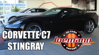 Corvette C7 als US-Car Direktimport unter Listenpreis