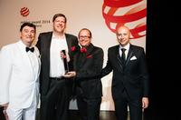vosla: Best of the Best beim Red Dot Design Award 2014