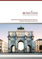 Marktbericht Wohnimmobilien München 2014/15 veröffentlicht