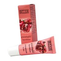Neue Lippenpflege - Der STYX Granatapfel-Lippenbalsam