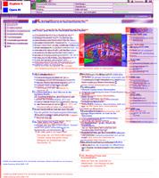 Neues Analyseverfahren zur einheitlichen Darstellung von Internetseiten