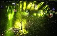 Überwachungskameras von Panasonic auf dem Musikfestival Tomorrowland