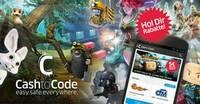 Die Cash to Code App erweitert das Sortiment. Dragon´s Prophet und Brick-Force ab August im Shop verfügbar!